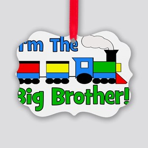train_imthebigbrother Picture Ornament