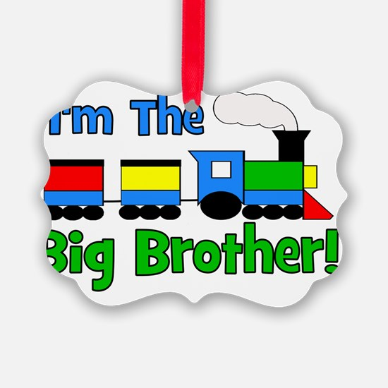 train_imthebigbrother Ornament