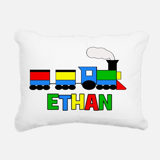 TRAIN_Ethan Rectangular Canvas Pillow