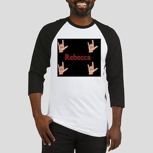 rebeccamousepad3 Baseball Jersey