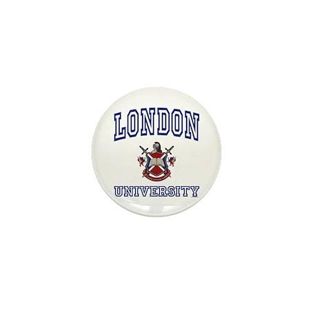 LONDON University Mini Button (10 pack)
