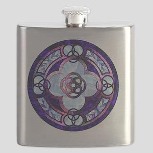 TalleyOpalTile Flask