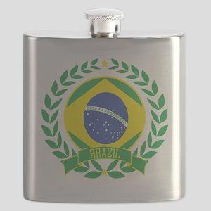 brazilwreath Flask