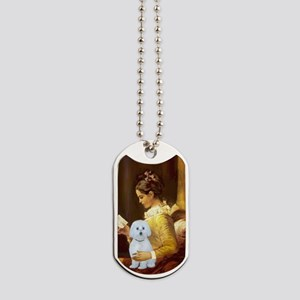 Reading - Maltese (B) Dog Tags