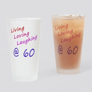 LLL 60 Drinking Glass