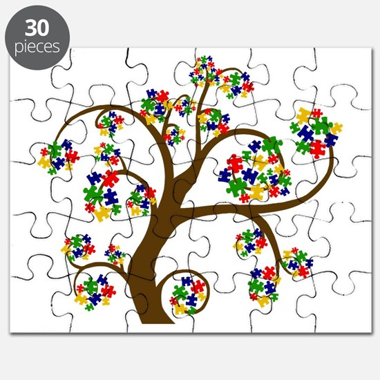 d tree of life Puzzle