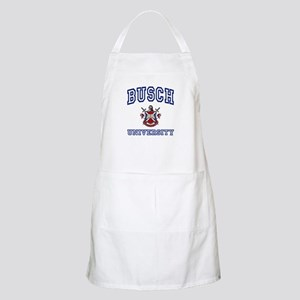 BUSCH University BBQ Apron