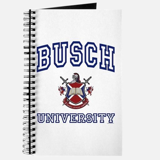 BUSCH University Journal