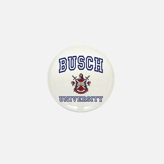 BUSCH University Mini Button