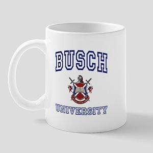 BUSCH University Mug