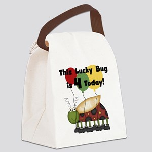 luckybu4day Canvas Lunch Bag