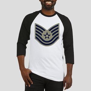2-USAF-TSgt-ABU Baseball Jersey