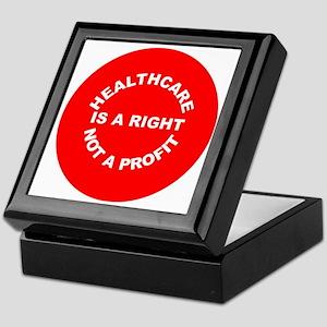 2-NOT A PROFIT FOR DENIM SHIRT Keepsake Box