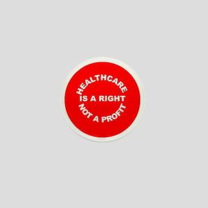 2-NOT A PROFIT FOR DENIM SHIRT Mini Button