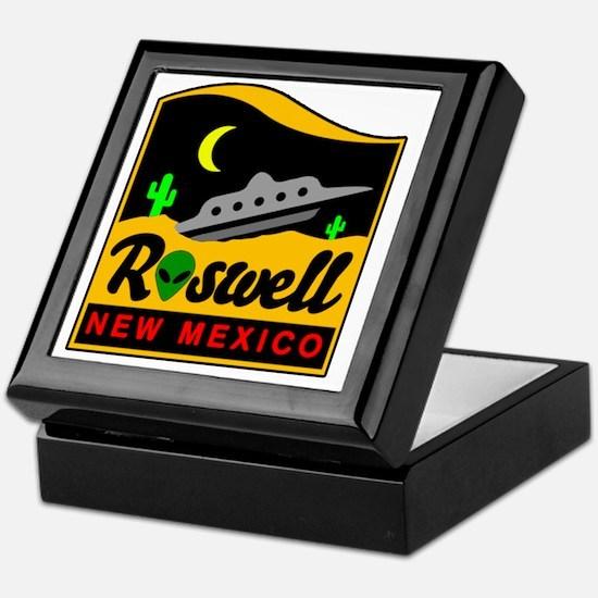 Roswell Keepsake Box