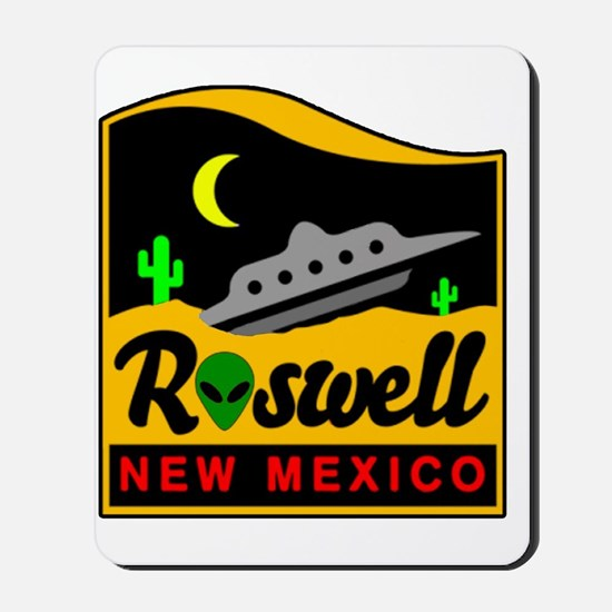 Roswell Mousepad