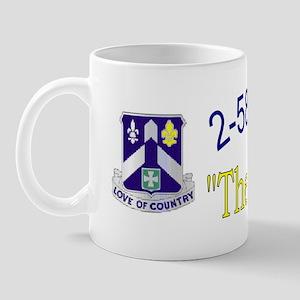 2-2nd Bn 58th Inf cap1 Mug