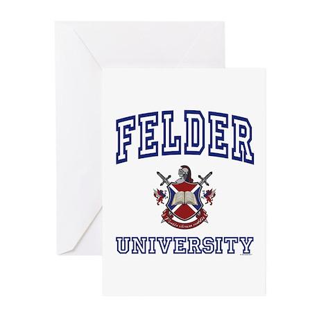 FELDER University Greeting Cards (Pk of 10)