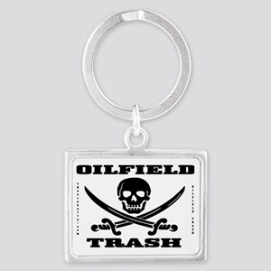 Skull Trash use dd A4 using Bcg Landscape Keychain