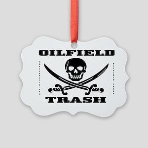 Skull Trash use dd A4 using Picture Ornament