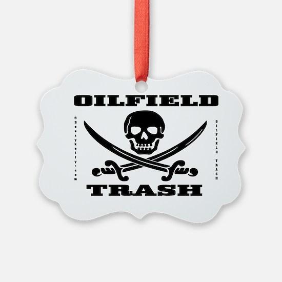 Skull Trash use dd A4 using Ornament