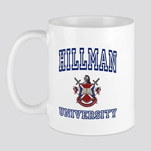 HILLMAN University Mug