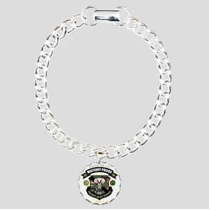 nopltnbackdark Charm Bracelet, One Charm