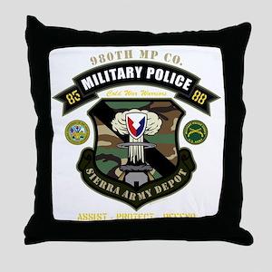 nopltnbackdark Throw Pillow