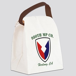 nopltnfrntlite Canvas Lunch Bag