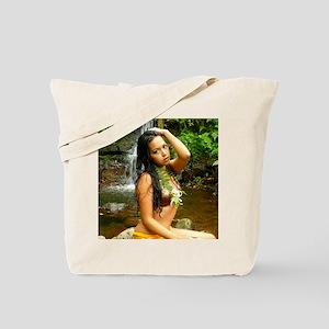 kananiwaterfallprint Tote Bag