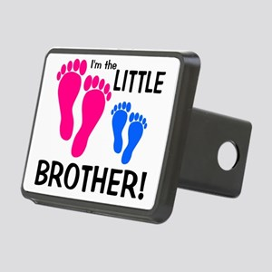 imthelittlebrother_pinkfee Rectangular Hitch Cover