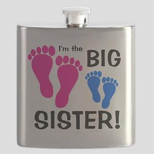 imthebigsister_pinkfeet_bluefeet Flask