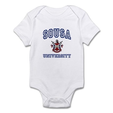 SOUSA University Infant Bodysuit