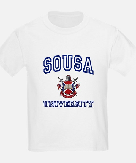 SOUSA University Kids T-Shirt