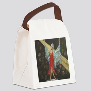jubilee_note Canvas Lunch Bag