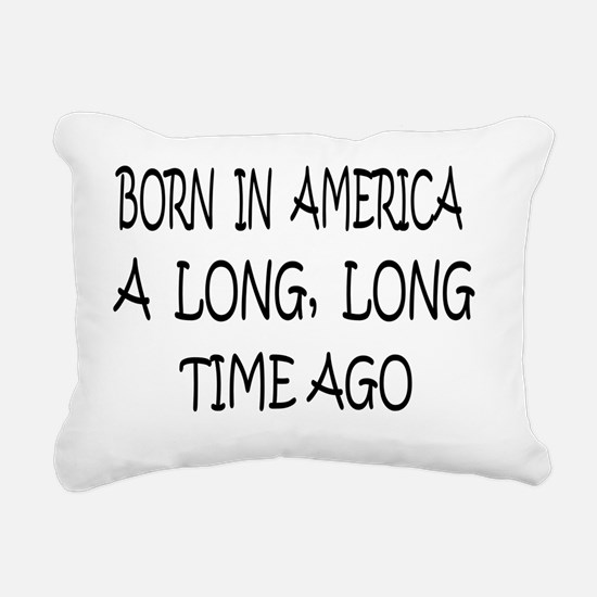 AMERICA 2 Rectangular Canvas Pillow