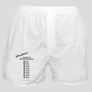 Guide to Woodworking Boxer Shorts