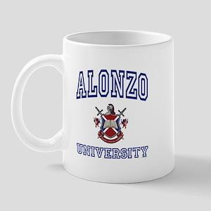 ALONZO University Mug