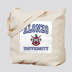 ALONZO University Tote Bag