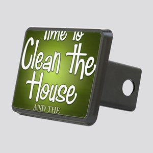 buttons-0405_cleanhouse Rectangular Hitch Cover