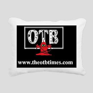 cha1 Rectangular Canvas Pillow