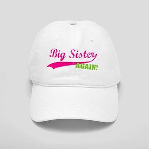 bigsister_pink_again Cap