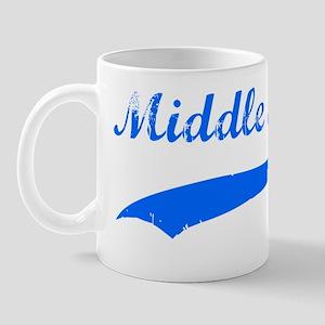 middlebrother_blue Mug