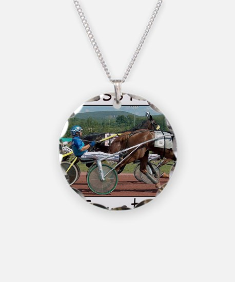 Harness Racing Fanatic Necklace