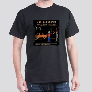 JIT Blasters Image for Shirt 4 Dark T-Shirt