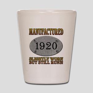 1920 Shot Glass