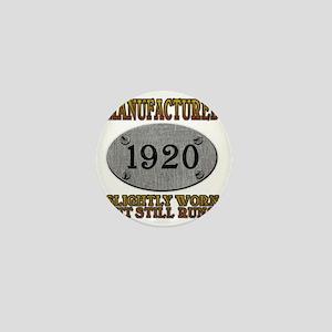 1920 Mini Button
