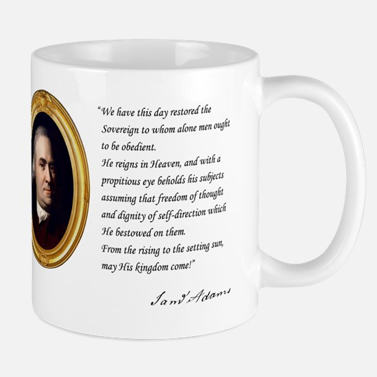 - We have this day restored the Soverei Mug