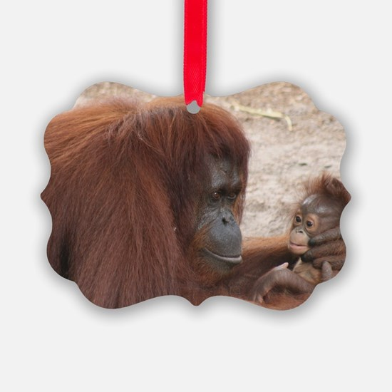 Orangs Ornament