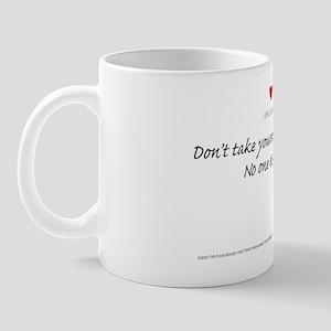 T Script_04 Mug